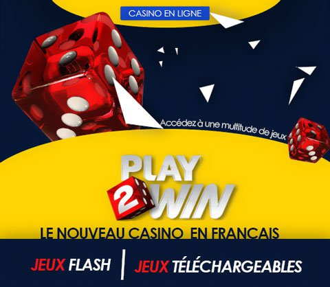 Jeux de casino Play2Win